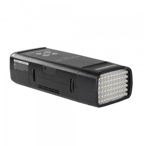 Quadralite Reporter 200 TTL C-type LED Head