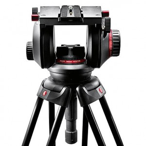 Manfrotto 509HD głowica video PRO VIDEO 100