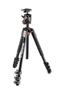Manfrotto statyw  190XPRO 4 sekc. z gł. MHXPRO-BHQ2