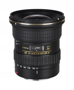 Tokina AF 11-16mm f2.8 AT-X 116 PRO DX II Canon