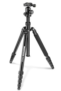 Manfrotto Element Traveller Big statyw z głowicą BH czarny