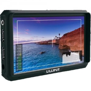 "Monitor Lilliput A5 - 5"" 4K HDMI"
