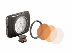 Manfrotto LUMIE 6 LED LIGHT lampa ledowa ART 6 Led