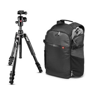 Manfrotto BEFREE Advanced Lever + Manfrotto Advanced Befree