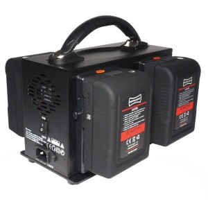 Rotolight 4 Channel V lock battery charger