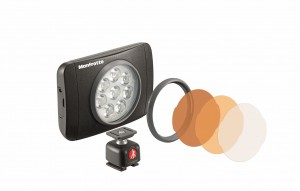 Manfrotto LUMIE 8 LED LIGHT lampa ledowa MUSE 8 Led
