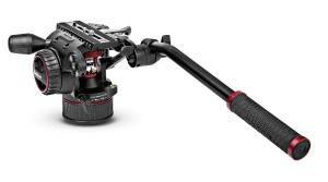 Manfrotto Nitrotech N8 głowica Video