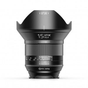 IRIX 15mm f/2.4 Blackstone Canon