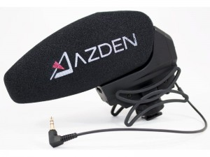 AZDEN SMX-30 Video Mic Stereo & Mono